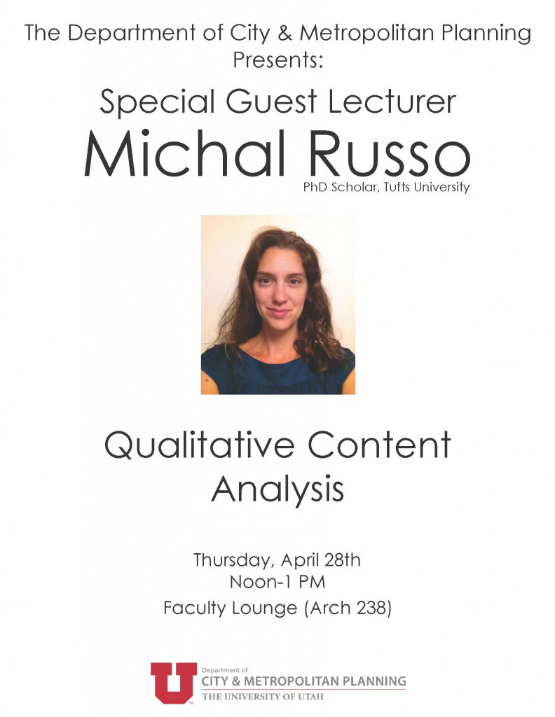 Michal Russo_Lecture