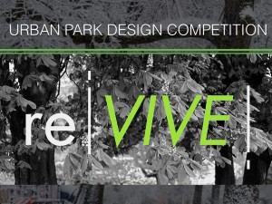 Register for the reVIVE Urban Park Design Competition