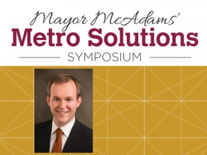Announcing the 2016 Mayor McAdams' Metro Solutions Symposium