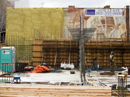 Professor Goldsmith quoted in Tribune on Vanishing SLC Mural