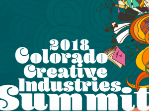 CMP Faculty Presents Keynote at Colorado's Creative Industries Summit