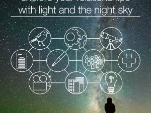 Explore your relationships with light and the night sky