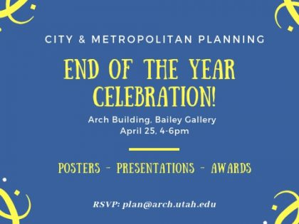 CMP End of the Year Celebration