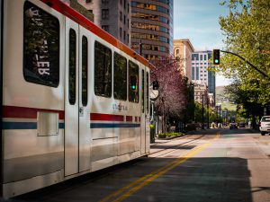 New rider data shows how public transit reduces greenhouse gas and pollutant emissions