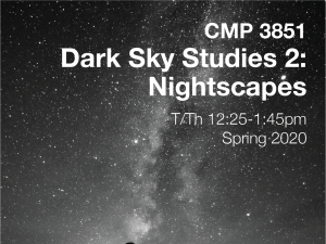 CMP offers two Dark Sky Studies courses