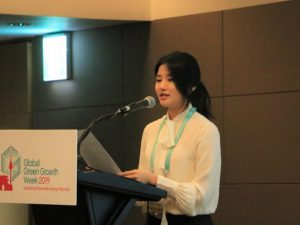 Utah Asia Campus students highlight role of youth in climate change battle