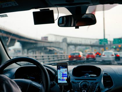 Ph.D. student Sadegh Sabouri publishes two articles about ridesharing and the built environment