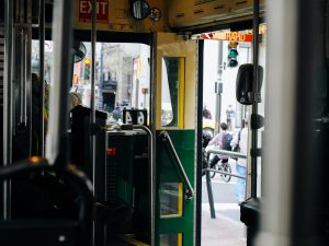 Ph.D. student JaYoung Kim and Profs. Keith Bartholomew and Reid Ewing publish on bus stop amenities, bus ridership, and ADA paratransit demand